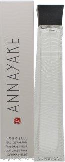 Annayake Pour Elle Eau de Parfum 100ml Spray