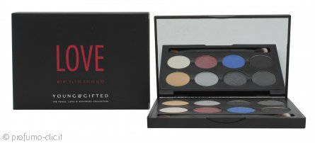 Young & Gifted Palette Ombretti - Love