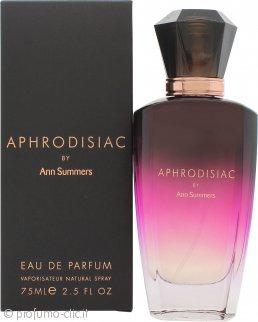 Ann Summers Aphrodisiac Eau de Parfum 75ml Spray