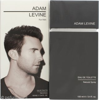 Adam Levine Adam Levine for Men Eau de Toilette 100ml Spray
