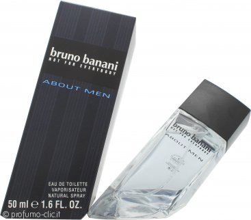 Bruno Banani About Men Eau de Toilette 50ml Spray