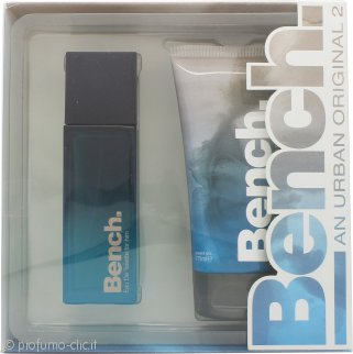 Bench Urban Original Gents Confezione Regalo 100ml EDT + 175ml Gel Doccia
