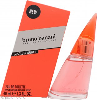 Bruno Banani Absolute Woman Eau de Toilette 40ml Spray