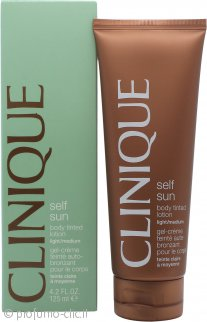 Clinique Self Sun Lozione Abbronzante per il Corpo Light - Medium 125ml