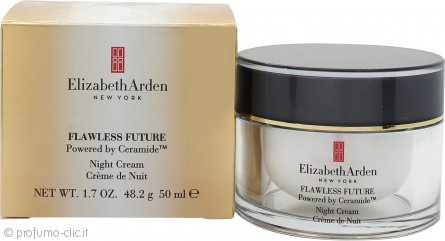 Elizabeth Arden Flawless Future Powered by Ceramide Crema da Notte 50ml