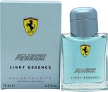 Ferrari Scuderia Light Essence Eau de Toilette 75ml Spray