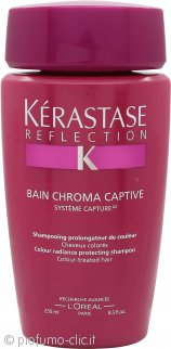 Kerastase Reflection Bain Chroma Captive Colour Radiance Protecting Shampoo 250ml - Per Capelli Tinti