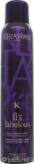 Kérastase Fix Fabulous Precise Fixing Spray 200ml - Tenuta Extra Forte
