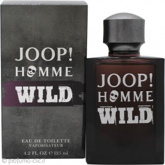 Joop! Homme Wild Eau de Toilette 125ml Spray
