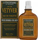 L'Occitane Eau De Vetyver Eau De Toilette 100ml Spray