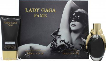 Lady Gaga Fame Confezione Regalo 50ml EDP + 75ml Lozione Corpo