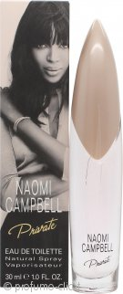 Naomi Campbell Private Eau de Toilette 30ml Spray