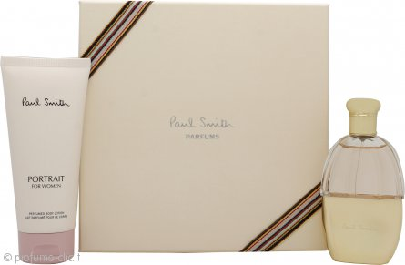 Paul Smith Portrait for Women Confezione Regalo 40ml EDP + 100ml Lozione per il Corpo