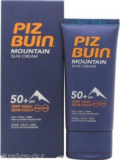 Piz Buin Mountian Crema Solare SPF50 50ml