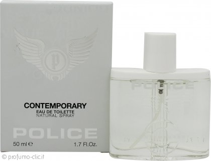 Police Contemporary Eau de Toilette 50ml Spray