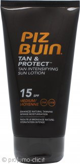 Piz Buin Tan & Protect Intensifying Lozione Solare 150ml SPF15