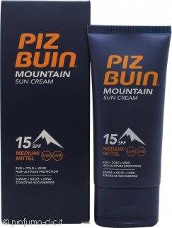 Piz Buin Mountian Crema Solare SPF 15 50ml