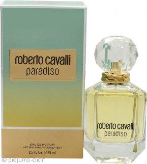 Roberto Cavalli Paradiso Eau de Parfum 75ml Spray