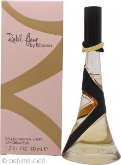 Rihanna Reb'l Fleur Eau de Parfum 50ml Spray