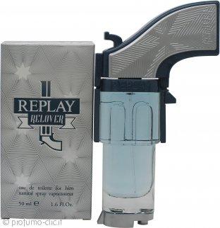 Replay Relover Eau de Toilette 50ml Spray