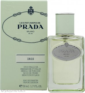 Prada Infusion D'Iris (2015) Eau de Parfum 50ml Spray