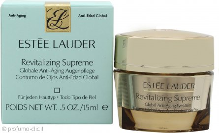 Estee Lauder Revitalizing Supreme Global Anti-Aging Balsamo Occhi 15ml