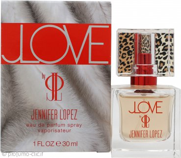 Jennifer Lopez JLove Eau De Parfum 30ml Spray