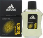 Adidas Intense Touch Eau de Toilette 100ml Spray