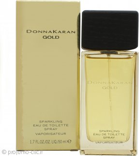 DKNY Gold Sparkling Eau de Toilette 50ml Spray