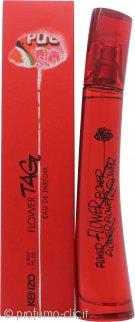 Kenzo Flower Tag Eau de Parfum For Woman 50ml Spray