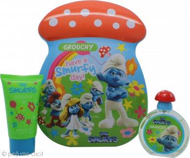 The Smurfs Grouchy Confezione Regalo 50ml EDT + 75ml Bagnoschiuma