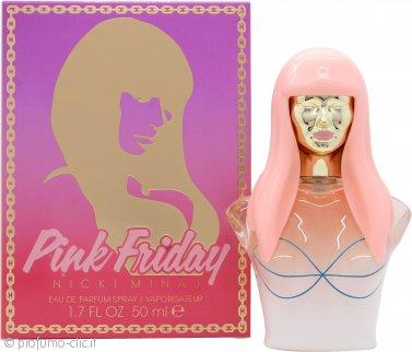 Nicki Minaj Pink Friday Eau de Parfum 50ml Spray