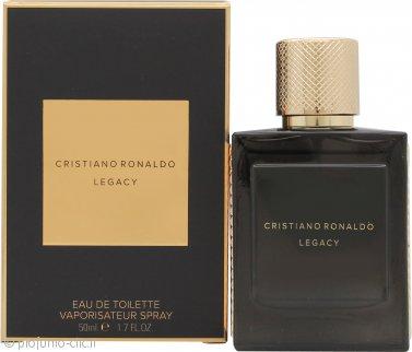 Cristiano Ronaldo Legacy Eau de Toilette 50ml Spray