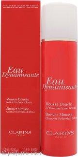 Clarins Eau Dynamisante Shower Mousse 150ml
