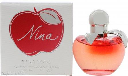 Nina Ricci Nina Eau de Toilette 30ml Spray - Les Belles de Nina