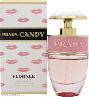 Prada Prada Candy Florale Kiss Eau de Toilette 20ml Spray