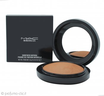 MAC Mineralize Skinfinish Natural Cipria 10g - Scuro Intenso