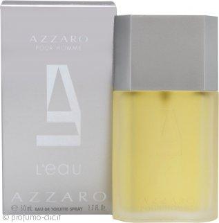 Azzaro Pour Homme L'Eau Eau de Toilette 50ml Spray