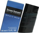 Bruno Banani Magic Man Eau de Toilette 50ml Spray