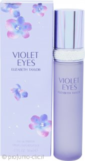 Elizabeth Taylor Violet Eyes Eau de Parfum 50ml Spray