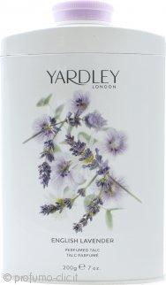 Yardley English Lavender Talco Profumato 200g