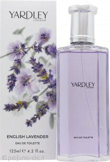 Yardley English Lavender Eau de Toilette 125ml Spray