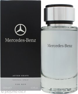 Mercedes-Benz Dopobarba 120ml Spray