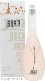 Jennifer Lopez Glow Eau de Toilette 100ml Spray
