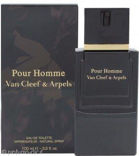 Van Cleef & Arpels Pour Homme Eau de Toilette 100ml Spray