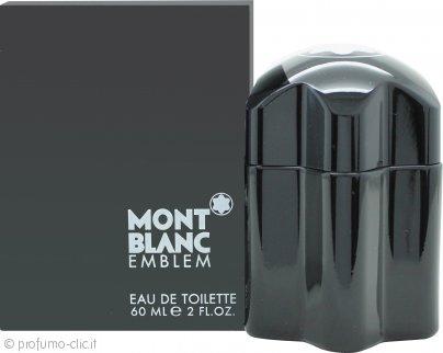 Mont Blanc Emblem Eau de Toilette 60ml Spray