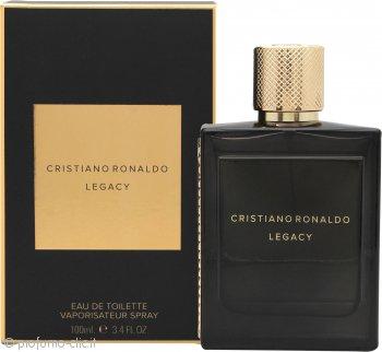 Cristiano Ronaldo Legacy Eau de Toilette 100ml Spray