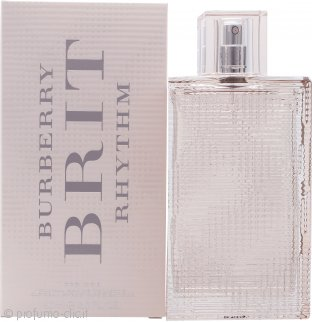 Brit Rhythm for Her Floral Eau de Toilette 90ml Spray