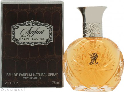 Ralph Lauren Safari Eau de Parfum 75ml Spray