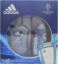 Adidas UEFA Champions League Edition Confezione Regalo 100ml EDT + 250ml Gel Doccia